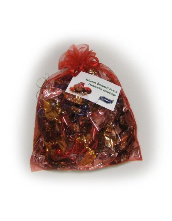 Glória szaloncukor organza zacskóban  700 gr.