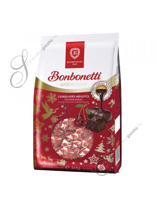 Bonbonetti csokoládés-meggyes szaloncukor