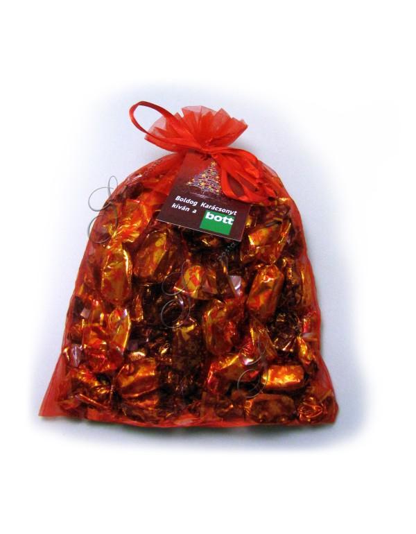 Chocco Garden szaloncukor organza zacskóban  700 gr.