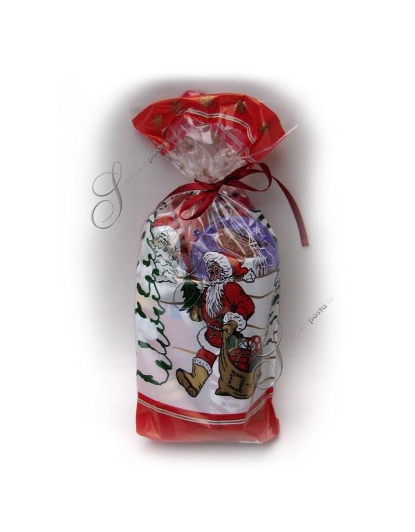 Mikulás csomag Milka édességekből