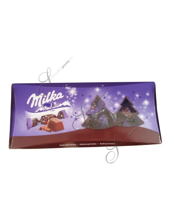 Milka kakaókrémes szaloncukor