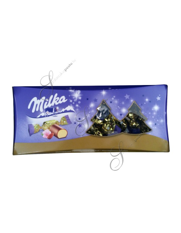 Milka marcipános szaloncukor