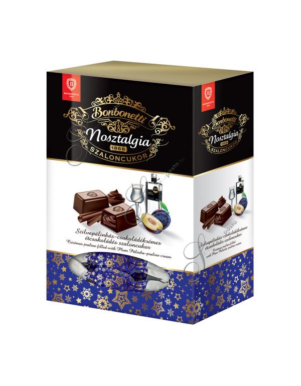 Nosztalgia szilvapálinkás-csokoládékrémes sza...