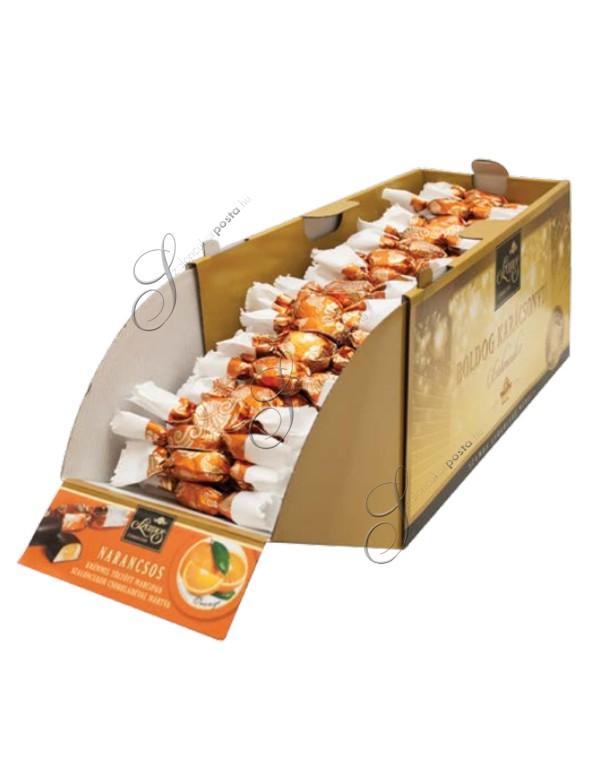 Szamos desszert narancsos szaloncukor 1,8 kg.